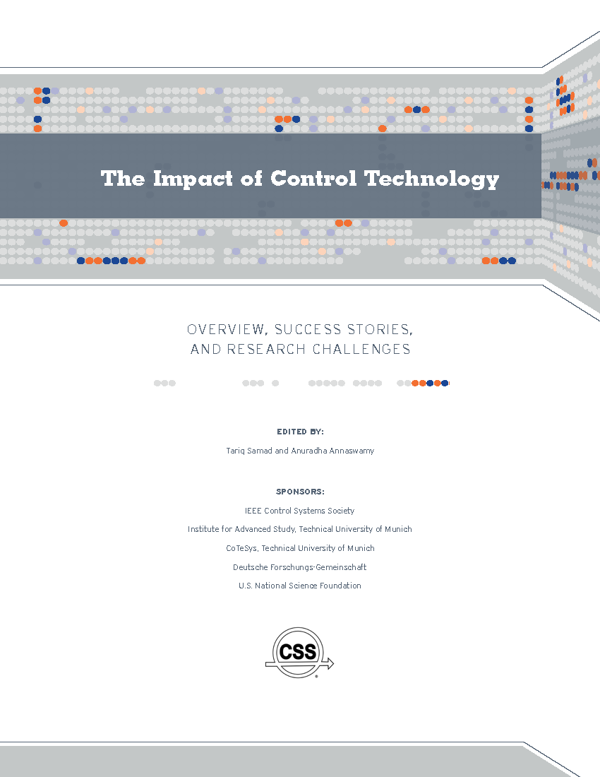 The Impact of Control Technology Book Cover